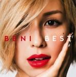 BENI 「BEST All Singles & Covers Hits」CDジャケット、アーティスト写真