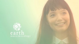 earth music & ecology 2014 Autumn Collection 広告 宮崎あおい