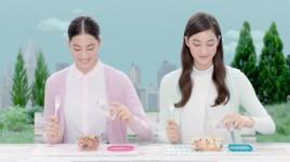 キューピー「彩りプラス+」CM『ふれふれ、サラダ』篇