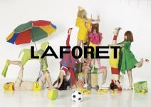 LAFORET 広告