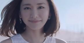 KOSE 雪肌精「新・すっぴんメイク」篇 CM 新垣結衣