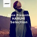 Bose 広告、webムービー HARUHI