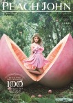 PEACH JOHN THE CATALOGUE  100th ANNIVERSARY ISSUE