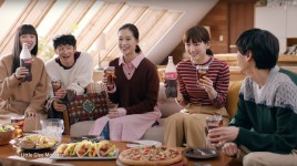 コカ・コーラTVCM 平昌2018冬季オリンピックキャンペーン 「夢の舞台」篇