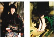 NODA・MAP『足跡姫』~時代錯誤冬幽霊~宣伝ポスター、パンフレット 宮沢りえ、妻夫木聡、古田新太