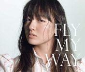 鈴木瑛美子『FLY MY WAY/Soul Full of Music 』CDジャケット、アーティスト写真