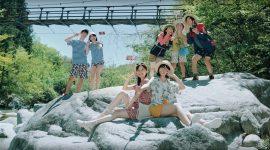オロナミンC TVCM『シュポン!ハツラツ女子 川遊び』篇 サブキャスト