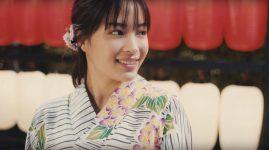 SoftBank TVCM 「真夏のバッキャロー」篇 広瀬すず