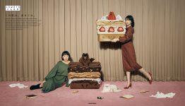 LOWRYS FARM 2019 AUTUMN 長澤まさみ&夏帆出演「この世は、着まぐれ。」