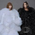 Chara+YUKI Mini Album『echo』ジャケット写真 YUKI