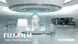 FUJIFILM 「Wヒト型ナノセラミド技術」篇 TVCM