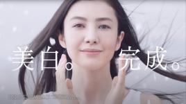 アスタリフト TVCM「花びら」篇 高橋マリ子